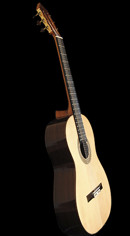 Luthier Francisco Vico